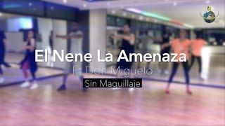 El Nene La Amenaza - Sin Maquillaje ft Don Miguelo (zumba) Choreo Mr.X Gruppo YMC5 ft Tropical Urban