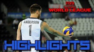 MATT ANDERSON World League Highlights 2016