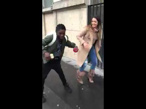 BB Kero fait la promotion de Mawa Naya de Serge Beynaud a Paris