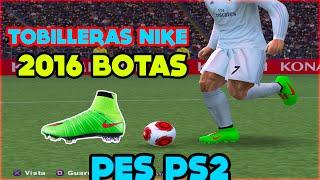 Tobilleras Botas Nike CR7 Pes ps2