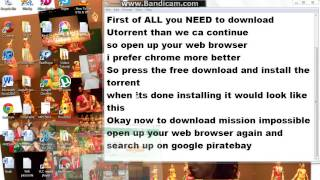 How to download Mission Impossible 4 for free