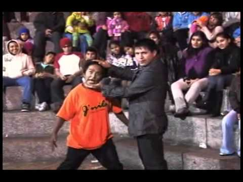 Cómicos Ambulantes La parodia de Michael Jackson