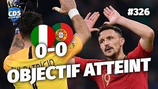 🚨 DIRECT #326 : DEBRIEF ITALIE vs PORTUGAL (0-0) LIGUE DES NATIONS - #CD5