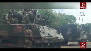 Zimbabwe Army Takes Control But Denies Coup | World News