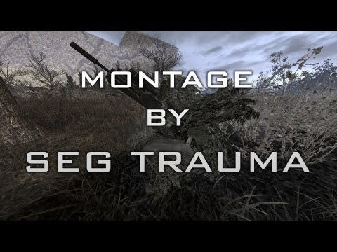 Oldschool Type Montage by Trauma Leftovers & Fails