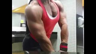 FBB Brittney O'Veal - Hard Arms