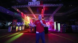 CHAUVET DJ PRODUCT TOUR DJ EXPO 2016
