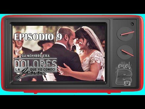 🔥 Su Nombre Era Dolores Episodio 9 | Enterate porque se caso Jenni Rivera con Esteban Loaiza