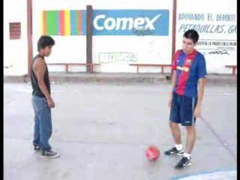 Clases futbol Fintas Skills II videosomar Aprende a jugar Futbol