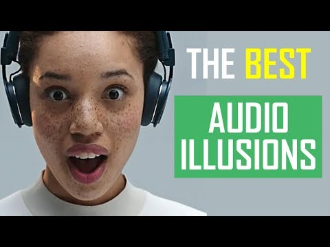 Audio Illusion - Brain Tricks