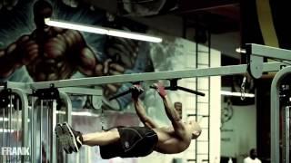 تمرینات خارق العاده یک بدنساز حرفه ای