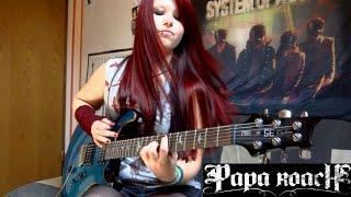 PAPA ROACH - Last Resort [GUITAR COVER] by Jassy J