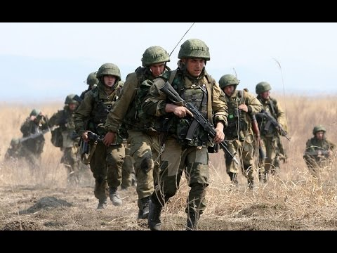 Russia Military Drills 2015: We are