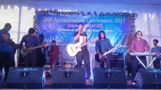 Tara Bati By Ashes(Zunayed Evan) live HD 2017