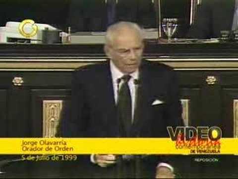Discurso Profético de Jorge Olavarría Julio 5 1999 1 6