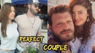 Turkish Beautiful Couple Kivanc Tatlitug &  Basak Dizer 2018 || Most Handsome Actor