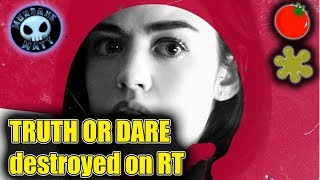 TRUTH OR DARE destroyed on Rotten Tomatoes (RT Recap)