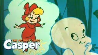 Casper Classics | Wendy's Wish/ Sir Irving and James | Casper the Ghost Full Episode