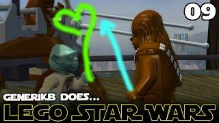 LEGO STAR WARS The Complete Saga Ep 09 -