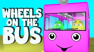 Wheels On The Bus Plus More Nursery Rhymes Fun and Educational Videos for Kids Live Stream