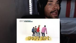 (Weekly Idol EP.272) SHINEE 2X faster version SHERLOCK!! REACTION!!!