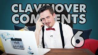 Wo LeFloid dransteht, ist auch LeFloid drin.   CLAVINOVER COMMENTS #6