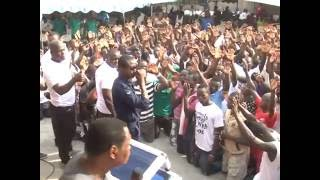 EXCEPTS  OF VISIT TO KOFORIDUA PRISON