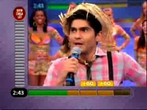 Semi final no Faustao