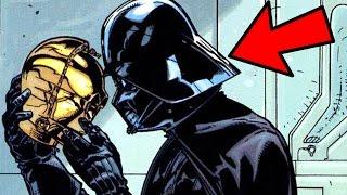 Por Qué Darth Vader no Reconoce a C3PO - Star Wars Apolo1138
