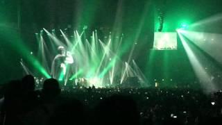 Booba - Walabok - Live Paris Bercy (05.12.15)