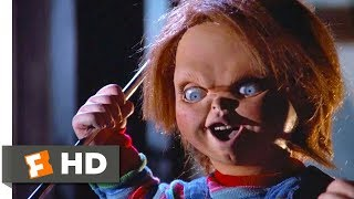 Child's Play 3 (1/10) Movie CLIP - Just Like the Good Old Days (1991) HD