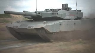 Rheinmetall Defence - Leopard 2 MBT Revolution [1080p]