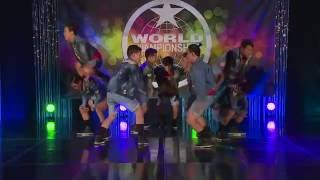 Junior New System WCOPA 2016 (World Championships of Performing Arts)