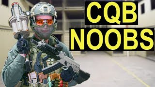 Airsoft CQB Tactics and Tips for Beginners (2018) | Buffalo Battlegrounds
