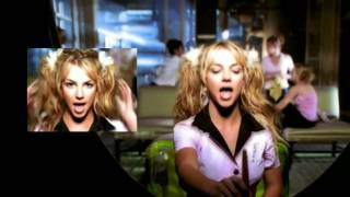 Britney Spears - (You Drive Me) Crazy [Uncut Bloopers] (1080p HD)