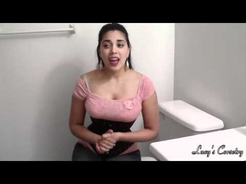 Corsets and Toilet Issues | Lucy's Corsetry