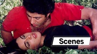 Sunny Deol   Amrita Singh   Romantic Movie   BETAAB   Hindi Movie