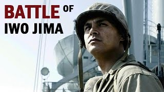 Battle of Iwo Jima | WW2 in Color | USMC Documentary | 1945