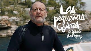 """""""Las pequeñas cosas"""" con Jean Reno y Laia Costa, dirigida por Alberto Rodríguez. Estrella Damm 2016"""