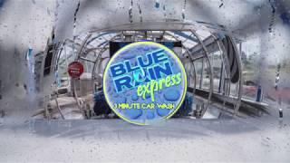 Hand Wax At Blue Rain Express Car Wash