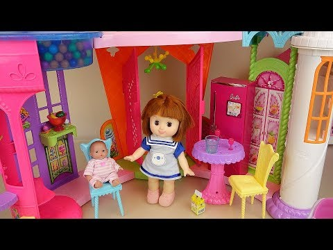 Xxx Mp4 Baby Doll Big House And Refrigerator Food Cooking Toys Play 3gp Sex