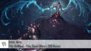 [Dubstep] BadKlaat - Freq Skank (Akira's 2013 Remix) (Free Download)