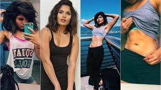 Meet Priyanka Chopra's Look-A-Like HOT Fitness Model Navpreet Banga !!