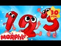 Download Video My Magic Numbers - Learn How to Count with My Magic Pet Morphle (+ shapes, colors and phonics) 3GP MP4 FLV