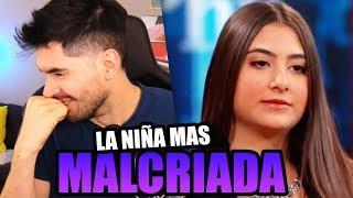 La Niña Mas MALCRIADA EN LA HISTORIA!