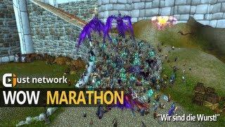 Wir sind die Wurst! - JustNetwork WoW-Marathon Mitschnitt vom 04.01.2013