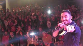 """أولى حفلات ليث أبو جودة في مصر""""عيد الحب""""  فلوج مصري، ستديو عالناصية ،Egyptian Vlog, 3alNasyia"""