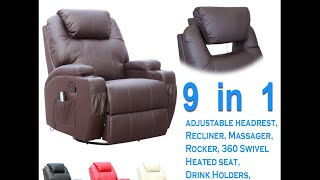 more4home recliner chair