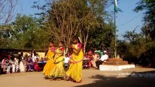 Gulabachi kale Kashi haldine makhali school dance zp basvatpada, Dahanu ,Dist-Palghar