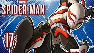 SPIDER-MAN PS4 - 2099 WHITE SUIT & GOING AFTER RHINO!  (Walkthrough Gameplay) Ep. 17